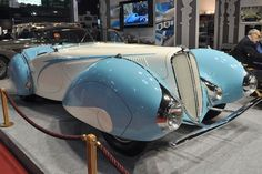 Delahaye 135 M Torpedo Sport (coachwork Figoni & Falaschi) - 1937