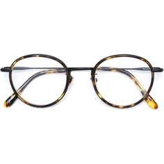 Frency & Mercury Merry Peanuts II Glasses ($611) ❤ liked on Polyvore featuring accessories, eyewear, eyeglasses, glasses, sunglasses, fillers, accessories - glasses, black and unisex glasses