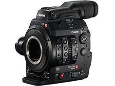 キヤノン:映画制作機器 CINEMA EOS SYSTEM EOS C300 Mark II 概要