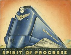 Victorian Railways poster, 1937      Museum Victoria, Melbourne
