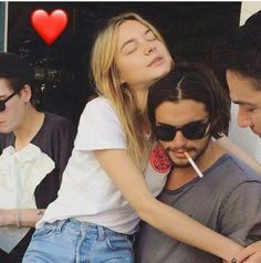 Dylan Forever Rieder - Camille Rowe
