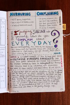 It's for a woman's Bible study. there are several pictures of visual journaling.  Love it!