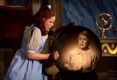 """Auntie Em Wizard of Oz 