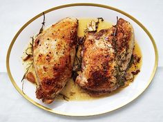 Find the recipe for Butter-Roasted Turkey Breasts and other turkey recipes at Epicurious.com