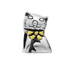 10.9$  Watch more here  - Romacci S925 Sterling Silver Cute Owl Animal Charm European Fashion Bead for 3mm Snake Chain Bracelet Bangle Necklace DIY Women Jewelry Accessory