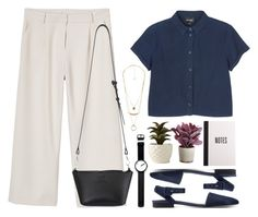 """""""Minimalist 101"""" by donut-care ❤ liked on Polyvore featuring Rosendahl, Monki, Torre & Tagus, Alexander Wang, Under My Roof, Charlotte Russe and Minimaliststyle"""