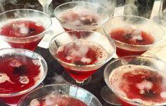 Berries and Bubbles: Ocean Prime Orlando -    Belvedere Cytrus Vodka, Marinated Blackberries, House Made Sour, Domaine Chandon Brut