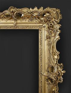Buy online, view images and see past prices for A high Rococo Century portrait frame,. Invaluable is the worlds largest marketplace for art, antiques, and collectibles. Dressing Design, Molduras Vintage, Gold Picture Frames, Antique Frames, Rococo Style, Vintage Interiors, Iron Decor, Altar Design, Creative Decor