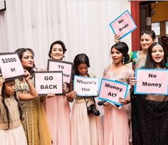 Ladies a pre-wedding shoot with your Best friend is THE new wedding trend! Well here's our pick of our fav bridesmaids photoshoot ideas to help you out! Indian Wedding Games, Indian Wedding Photos, Desi Wedding, Wedding Bride, Bride Indian, Indian Weddings, Indian Bridal, Wedding Card, Wedding Bells