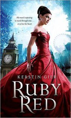 BARNES & NOBLE | Ruby Red by Kerstin Gier | NOOK Book (eBook), Paperback, Hardcover, Audiobook