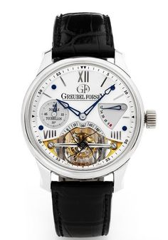 Greubel Forsey Watch Design