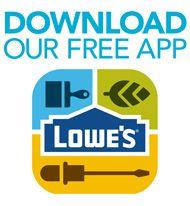 Lowe 39 s creative ideas on pinterest creative ideas lowes creative and lowes - Lowes creative ideas app ...
