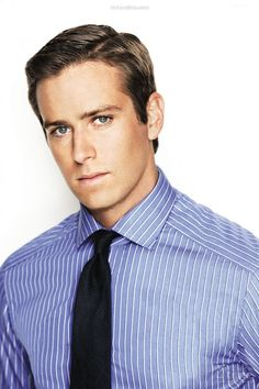 Armie Hammer...  co-starring with #HenryCavill in The Man From U.N.C.L.E.   filming Sept 2013