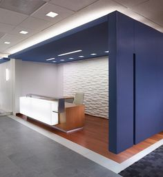 Textured panels can add a different dimension to your area. Easy to install these feature walls can be the shot of energy that your reception or entrance area needs