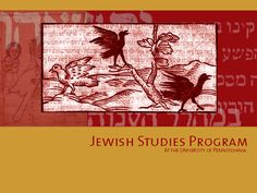 UPenn Jewish Studies Program