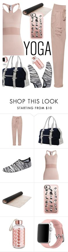 """Master Yoga"" by nans0717 ❤ liked on Polyvore featuring WearAll, Crescent Moon Yoga, adidas, Laura Ashley, Casetify and NIKE"