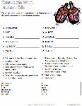 St Aiden's Homeschool, Free Hanukah Themed Worksheets Page 3