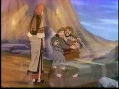 La historia de Moises 3 de 3 animados biblia
