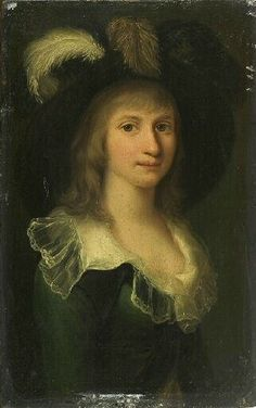 Madame Roland en vestale.