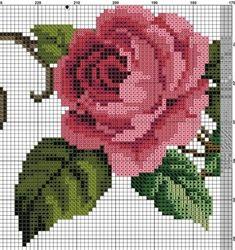 Cat Cross Stitches, Cross Stitch Bookmarks, Cross Stitch Borders, Cross Stitch Rose, Cross Stitch Flowers, Cross Stitch Designs, Cross Stitching, Cross Stitch Embroidery, Embroidery Patterns