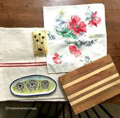 The Red Painted Cottage: Tuesday's Tidbits No. 6