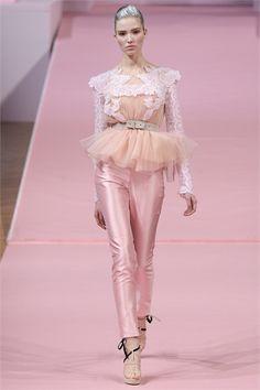 Sfilata Alexis Mabille Paris - Alta Moda Primavera Estate 2013 - Vogue