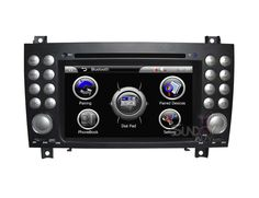 $599  Mercedes-Benz R171 DVD GPS
