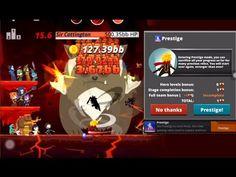 Tap Titans Level 639 Skill And Prestige