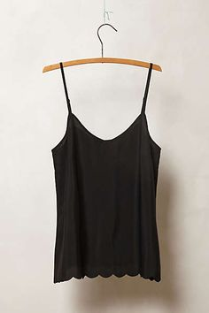 Anthropologie - Scalloped Lila Cami