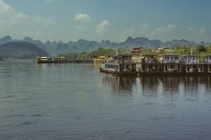 Lijiang River boat cruise by Yvon from Ottawa, via Flickr