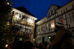 Weihnachtsmarkt Hattingen. Vom 24.11.-22.12.