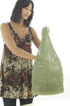 Image of Green Living Tote