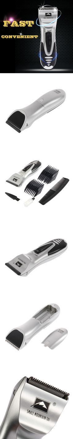 Hair Trimmer 6pcs/lot Hair Clipper Trimmers Men Electric Body Groomer Hair Removal Shaver Beard Trimmer Razor for Travel home