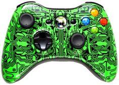 Circuit Board Custom Xbox 360 Controller $89.95 http://rapidfiregamer.com/circuit-board-custom-xbox-360-controller/ #moddedcontrollers #xbox360moddedcontrollers #customxboxcontrollers