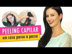 PEELING CAPILAR em Casa Passo a Passo: Mais Crescimento e Menos Queda! - YouTube