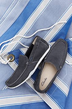 Clarks Rango Beat | Moc loafers | Spring | Style
