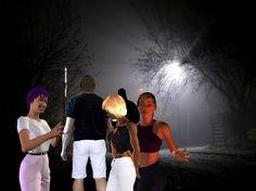 Es war Freitag Nacht. Die Young Cannibal Girls waren auf der Jagd. Sie hatten ihr Opfer eingekreist. Es gab kein Entrinnen mehr - er war nur noch saftiges, fettes Fleisch für ihr Barbecue.
