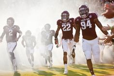 Texas Aggies | Team Entrance
