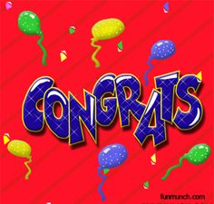 I have presented my latest collection of beautiful and lovely congratulations GIF images. You can get these congrats animated images and GIF pictures Congrats Wishes, Congratulations Images, Anniversary Wishes For Sister, Bouquet Delivery, Happy Birthday Flower, Welcome To The Group, Movie Gift, Wishes Images, Gif Pictures