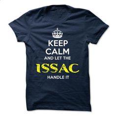 ISSAC KEEP CALM Team - printed t shirts #hooded sweatshirts #linen shirts