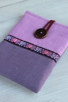 Apple iPad mini Case Sleeve Cover/ linen by sandrastju on Etsy