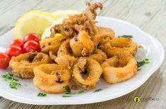 Πως θα φτιάξετε τα καλύτερα τηγανητά καλαμαράκια - gourmed.gr