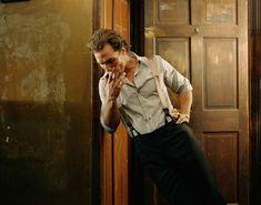 Matthew McConaghey---love love love the suspenders