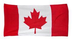 Canadian Maple Leaf Flag Beach Towel 60 x 30 Canada Canadian Maple Leaf, I Am Canadian, British North America, Canadian Tattoo, Canada Day Party, Happy Canada Day, Visit Canada