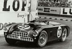 Peter Clark/James Scott-Douglas, Aston Martin DB2, 1951 24 Hours of Le Mans