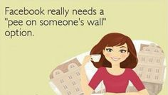 #Facebook feature needed.