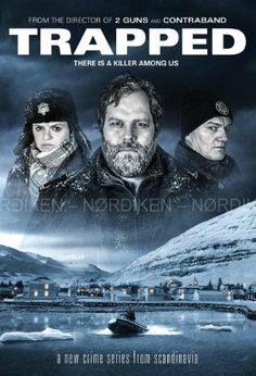 Ófærð or trapped. Best Icelandic TV series ever