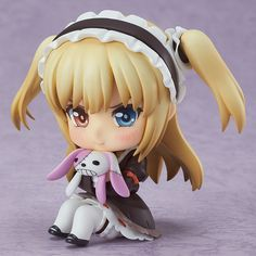 Nendoroid - i have no idea what anime she is from.