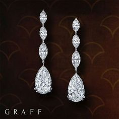 GABRIELLE'S AMAZING FANTASY CLOSET | Graff Diamond Earrings