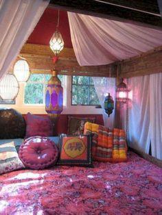Beautiful Morrocan Bedroom Decorating Ideas 28